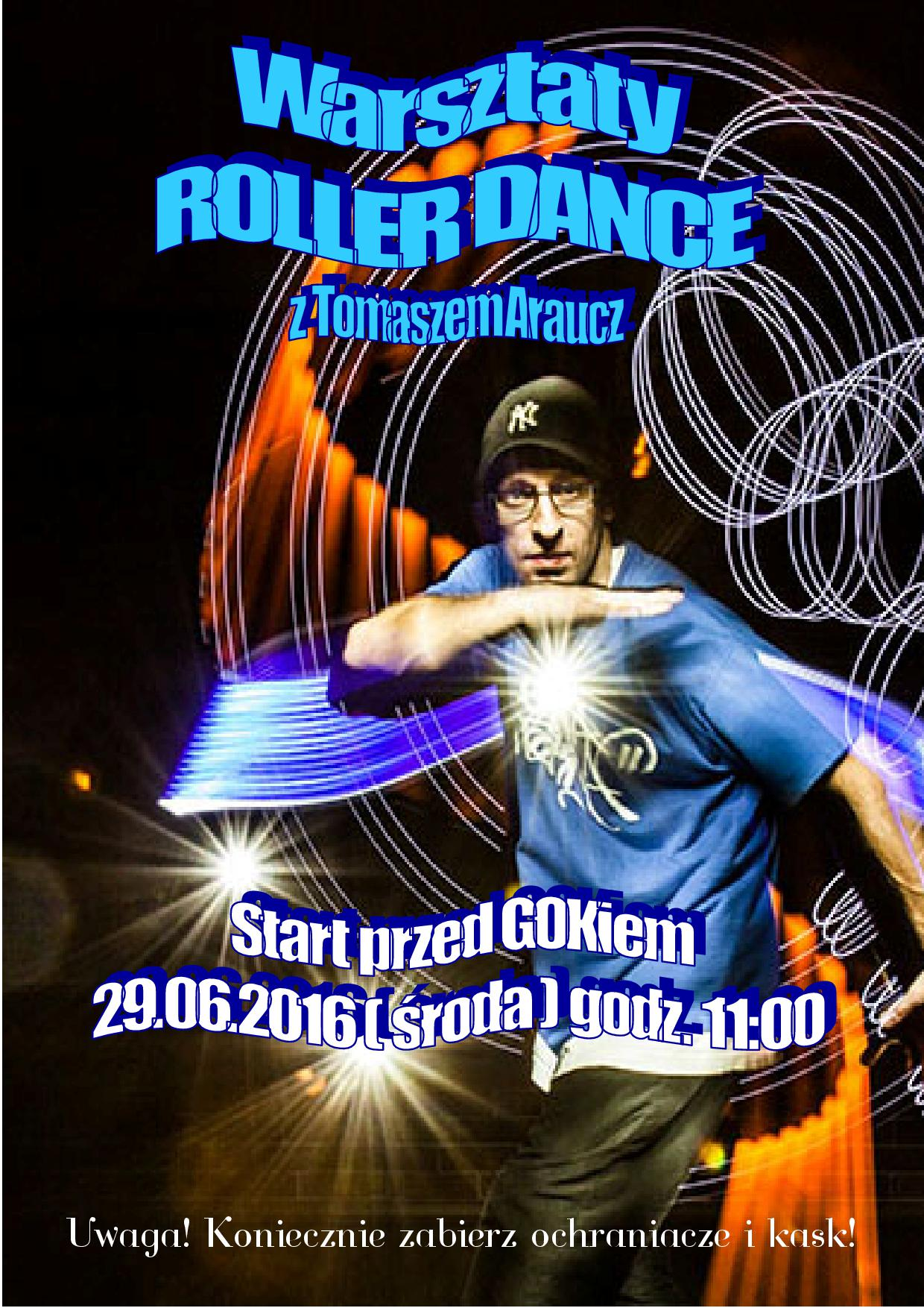 Roller Dance